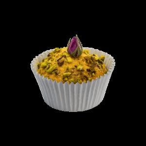 Pistachio rosebud classic cupcake