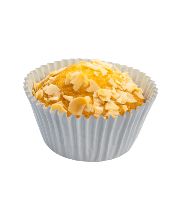 Royal Almond cupcake