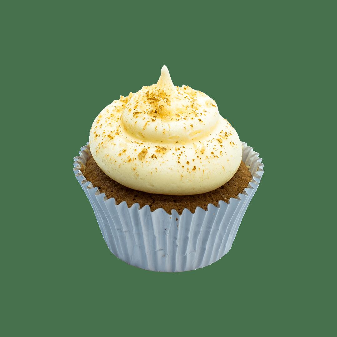 Delish Cinnamon cupcake