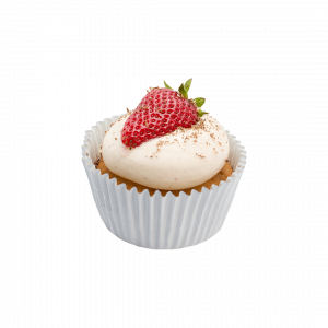 Pinkberry cupcake