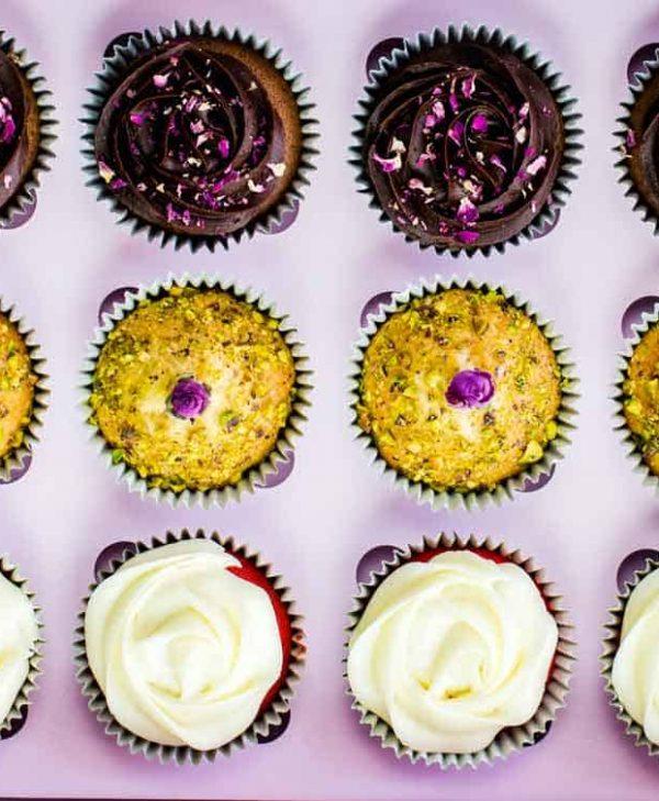 Love Box Assorted cupcake