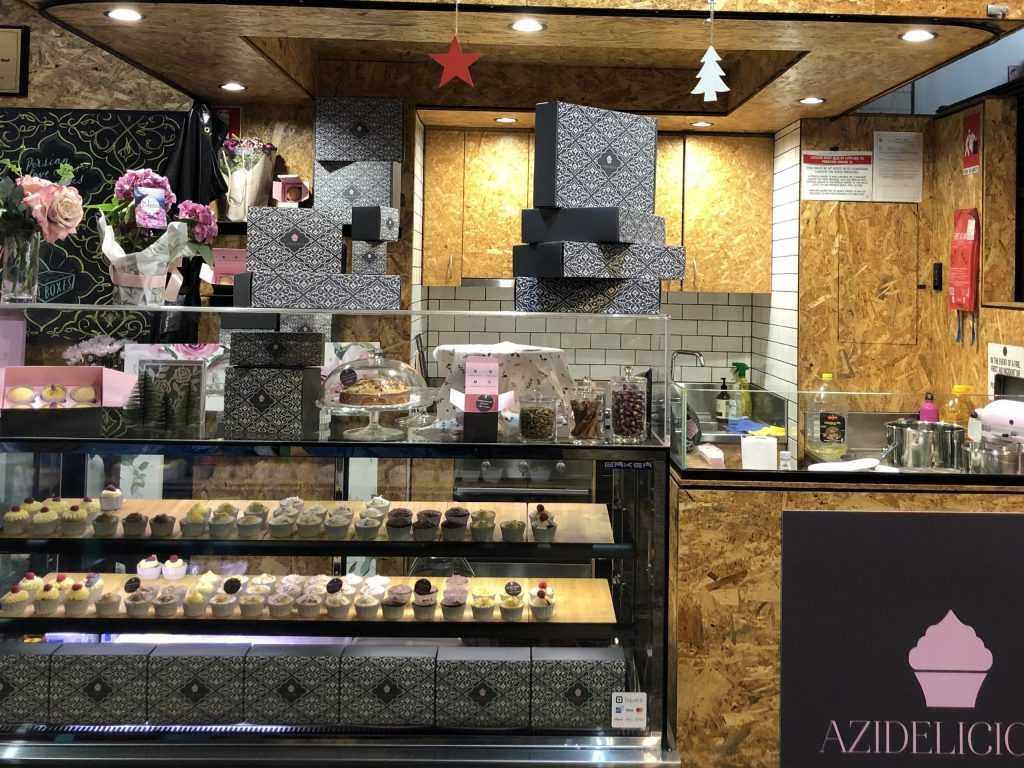 Azidelicious shop a Cupcake shops in Adelaide