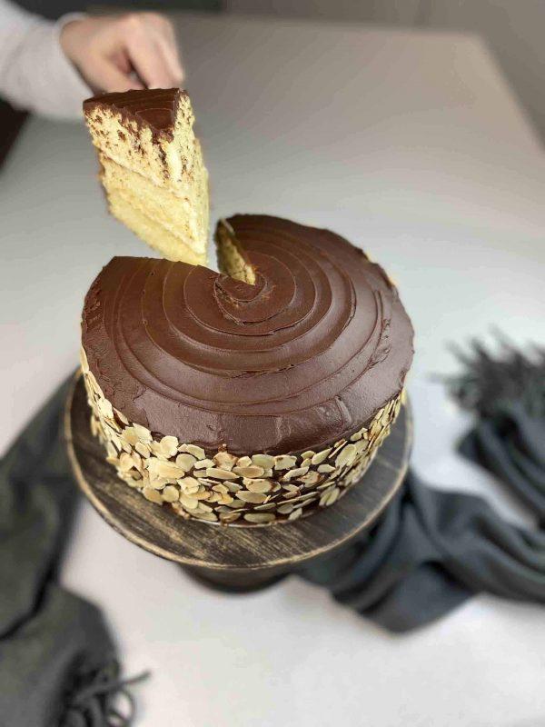 Vanilla Cake Azidelicious